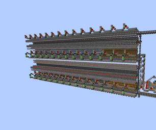 Massive Expandable Storage System