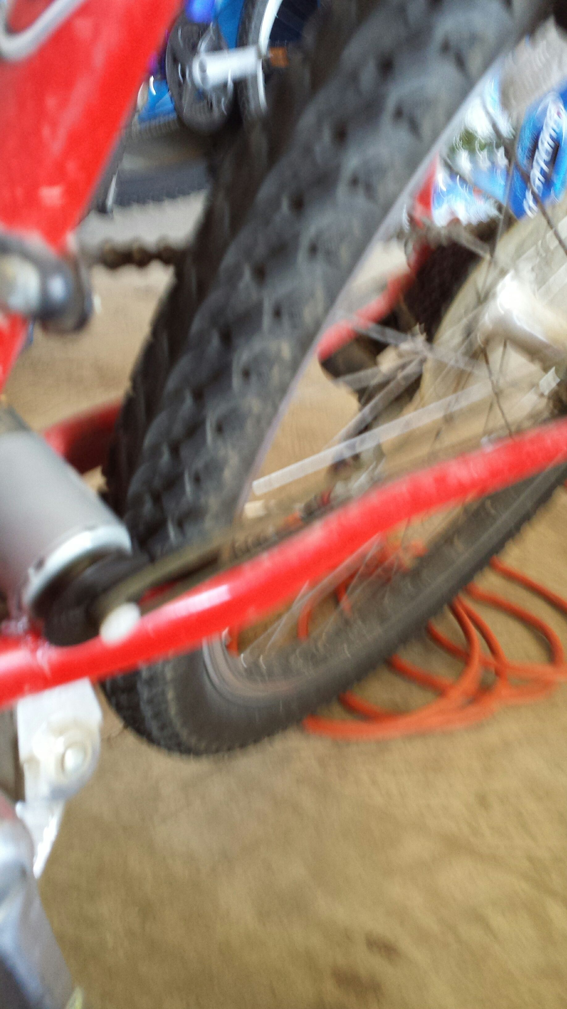 DIY Bicycle Generator