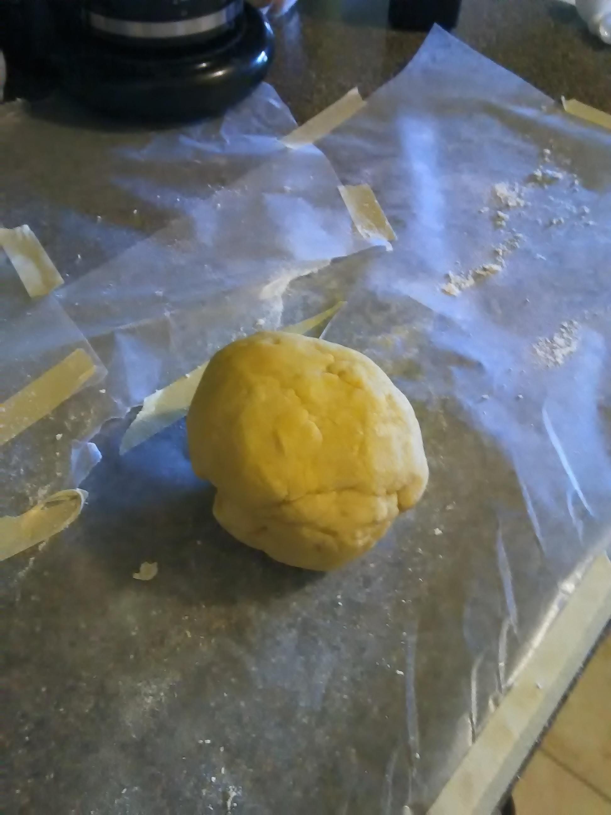 Egg Dough & Kneading Basics