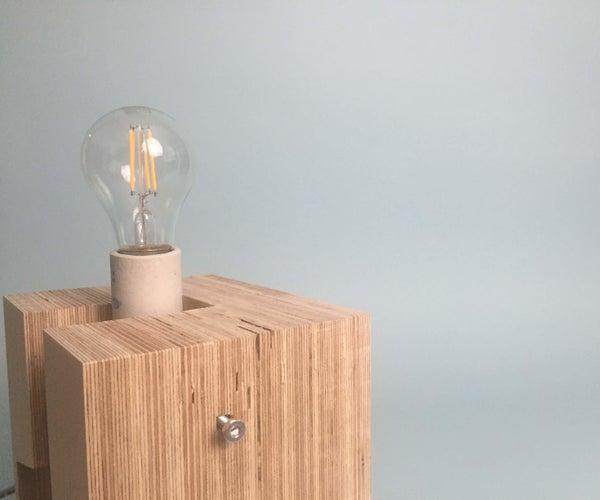 Pomodoro Lamp (LUCEE)