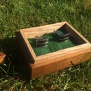 Friction Fit Wooden Jewellery Box