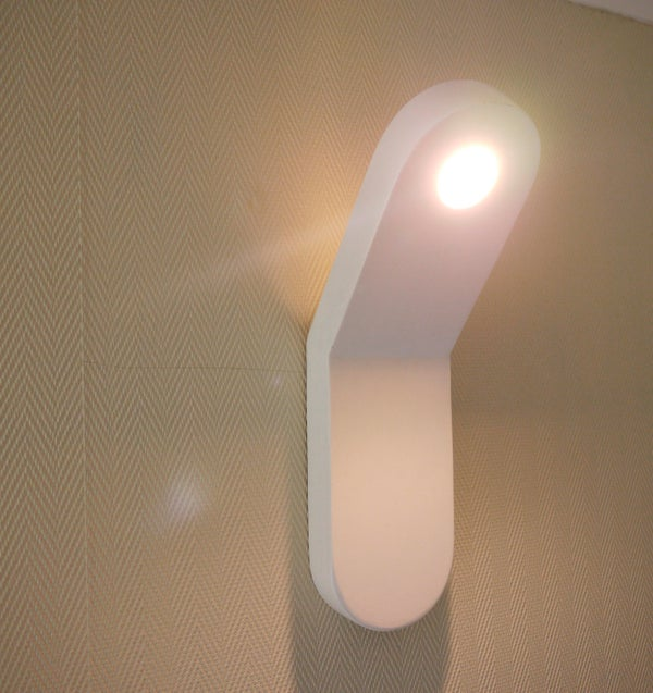 Simple Looking LED Wall Light