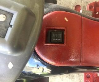 Repairing Ride on Forward Reverse Switch