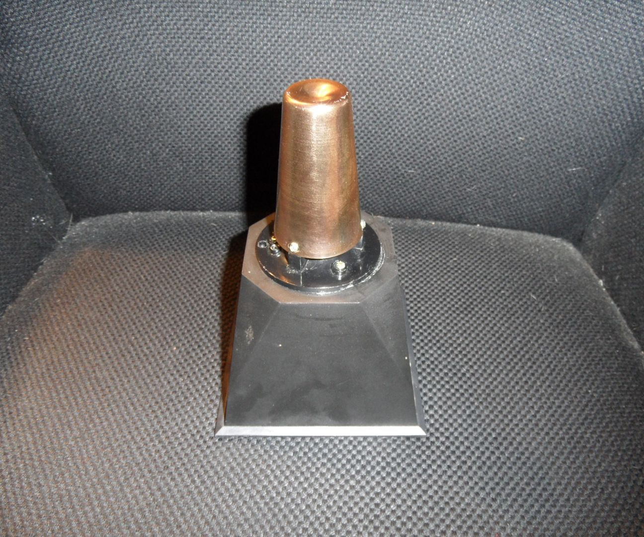 """Simple Desktop """"Tesla Coil"""""""