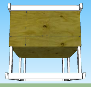 Attach Rear Wall Panel