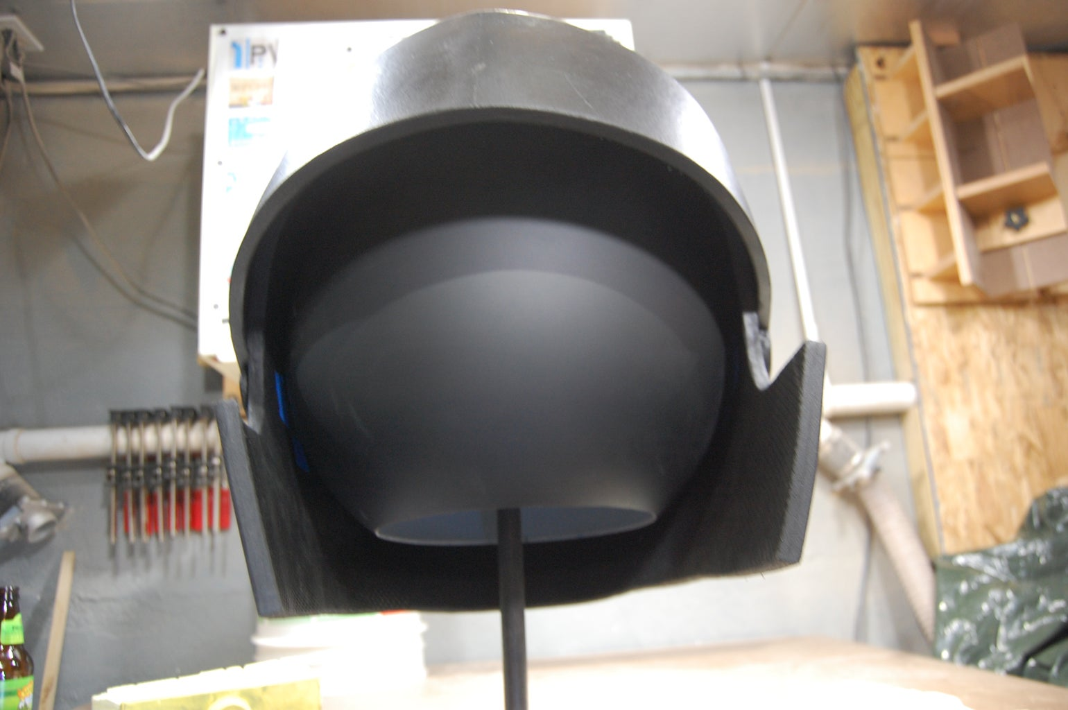 Assembly of the Head/Helmet