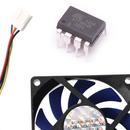 Arduino ATtiny Fan or Any DC Motor  PWM Speed Controller