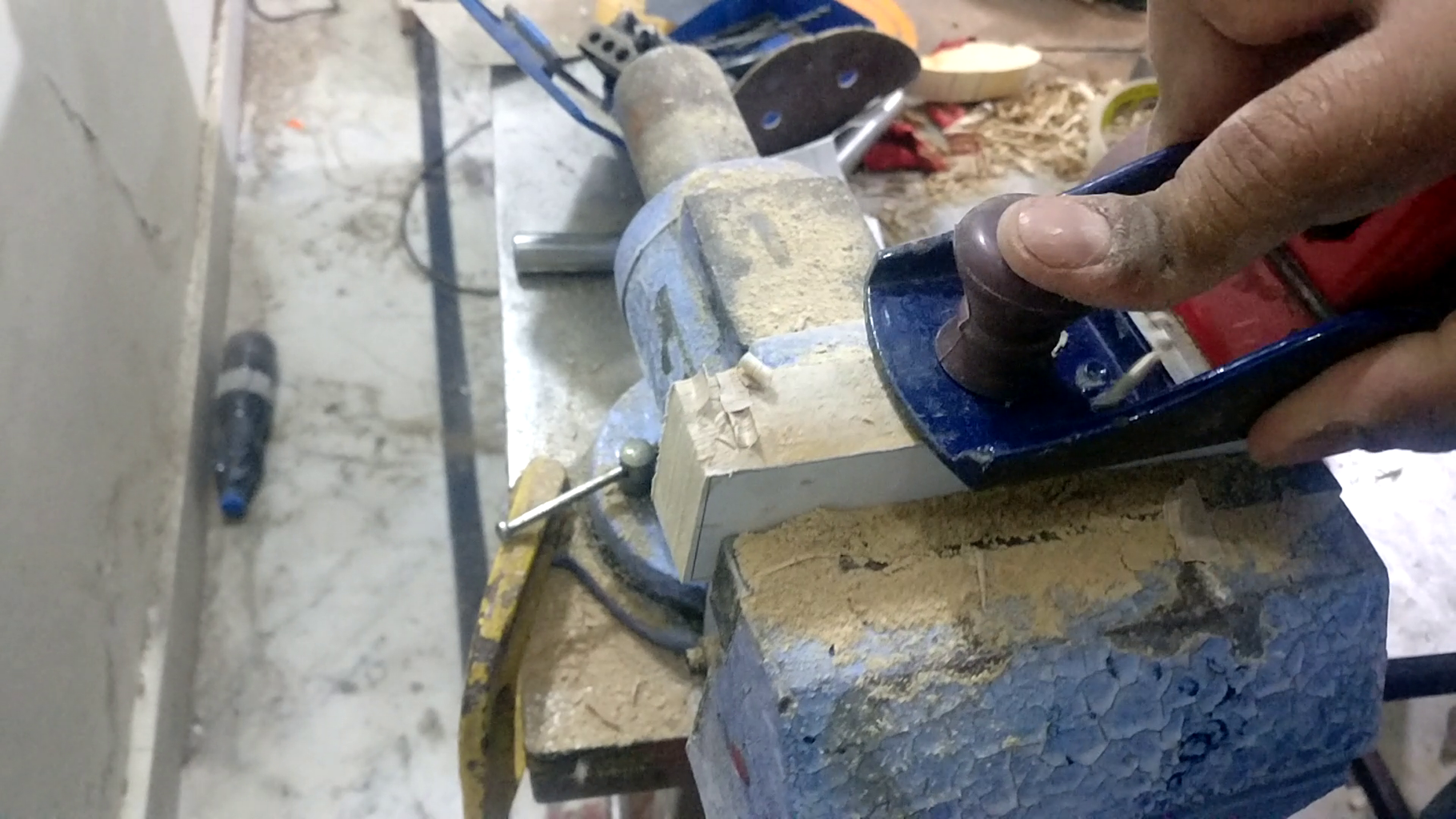 Making the Latch Bolt