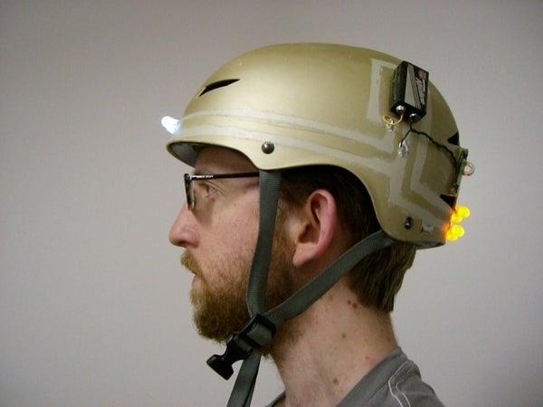 LED Bike Helmet