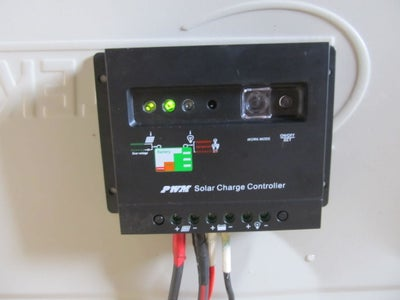 Selecting the Charge Controller