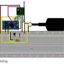 LORA Temperature and Soil Moisture Sensor