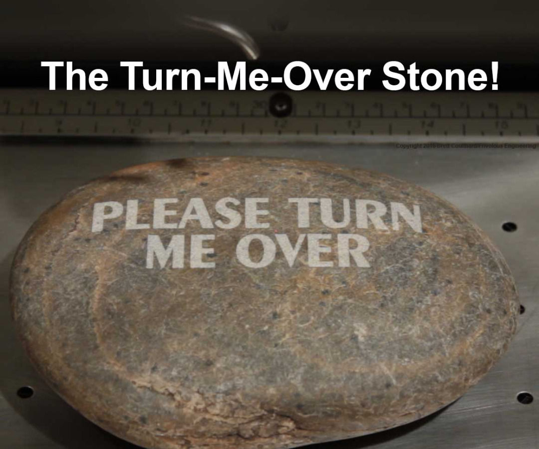 The Turn-Me-Over Stone