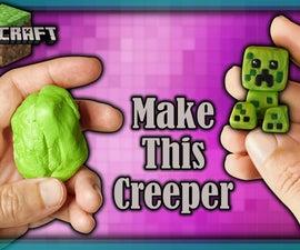 MINECRAFT Creeper Mini Figure