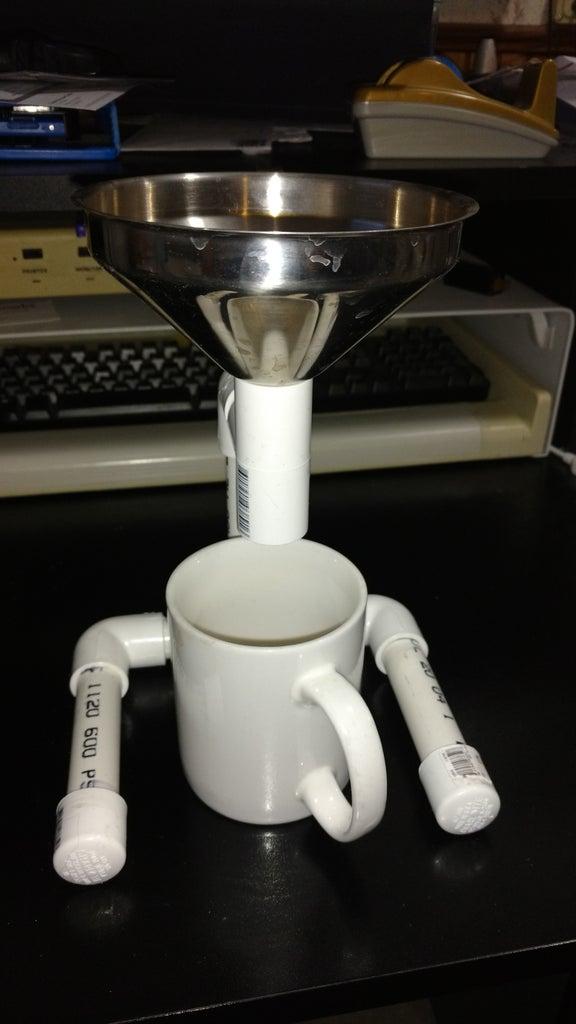 DIY Drip Coffee Brewer