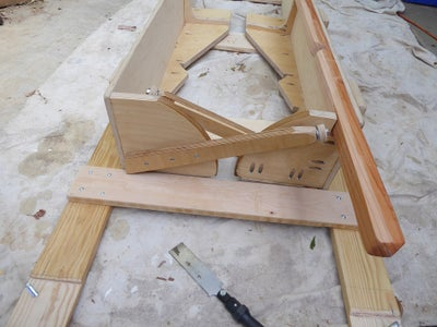 Making the Undercarriage
