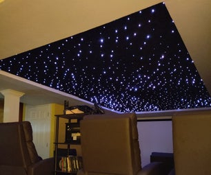 Fiber Optic Ceiling Starlights