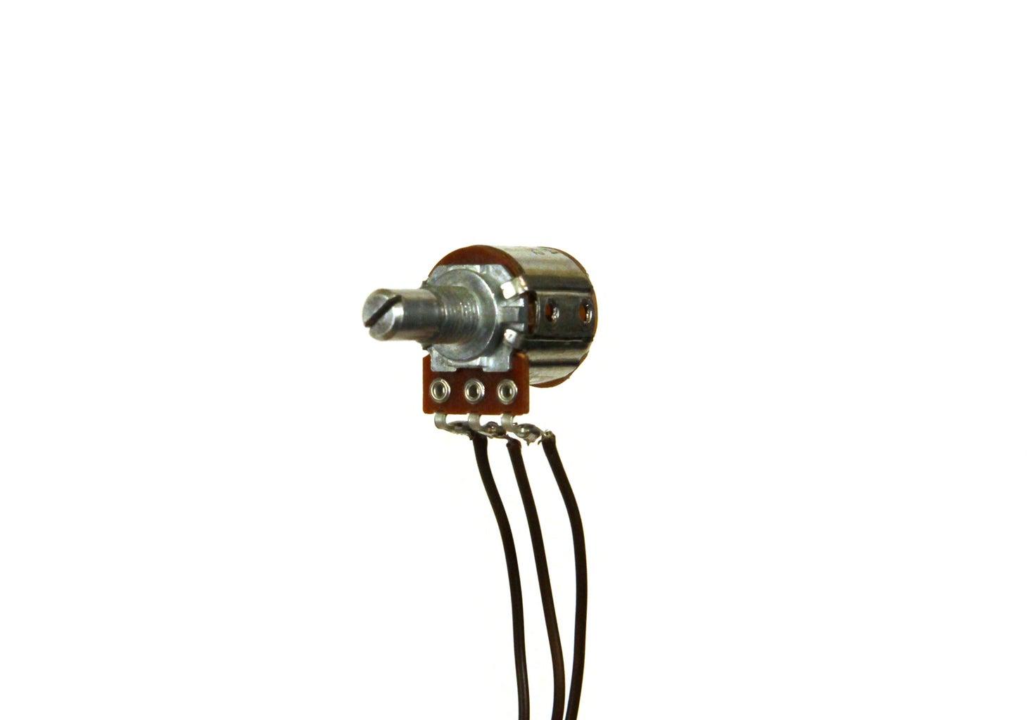 Wire Volume(gain) Control Pot