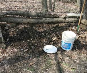 Bucket for Gardening - Banana Peels to Butterflies