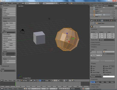 Object and Edit Mode