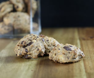 Chocolate Chip Sourdough Cookies