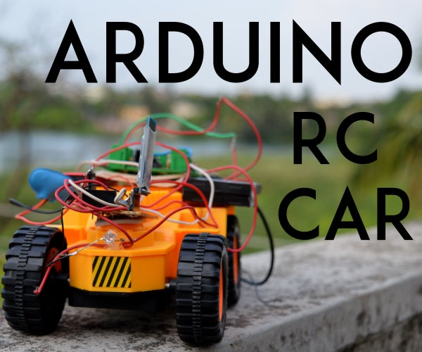 Hacking a RC Car