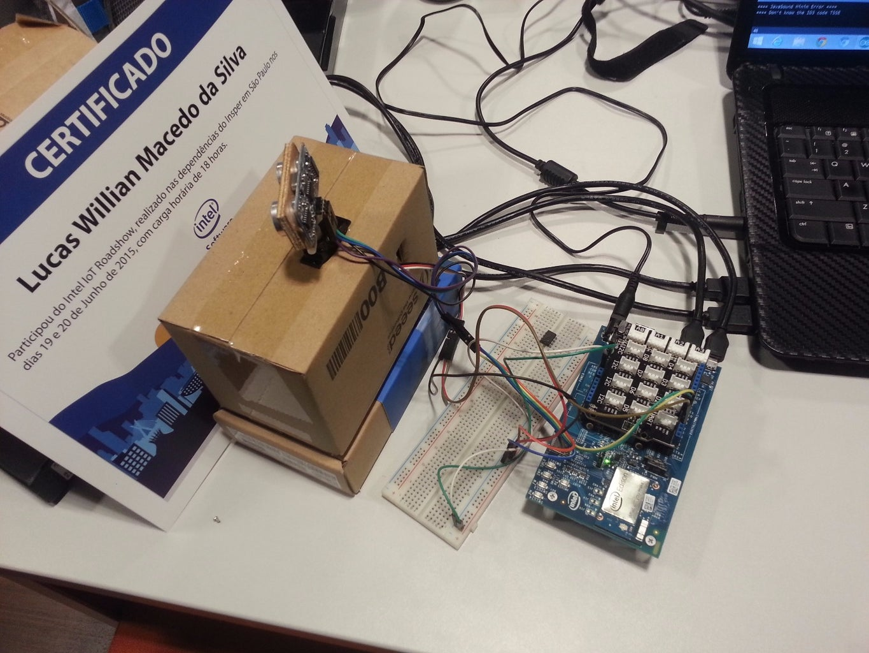 Making the Electronic Circuit
