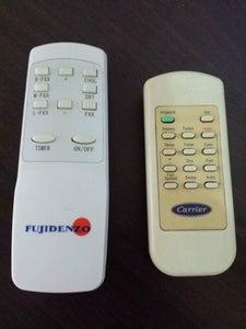 ESP8266 WiFi Controlled Aircon Remote