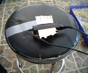 Laptop Charger Heatsink!