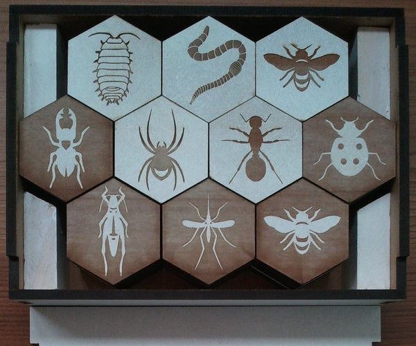 Hive Game With Box