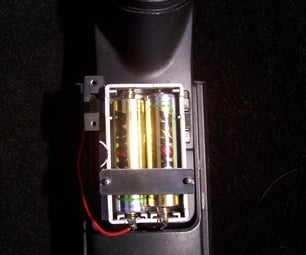 Replace a Dead Rechargeable Battery in a Shaver [or Any Rechargeable Appliance] With Standard AA or AAA Batteries