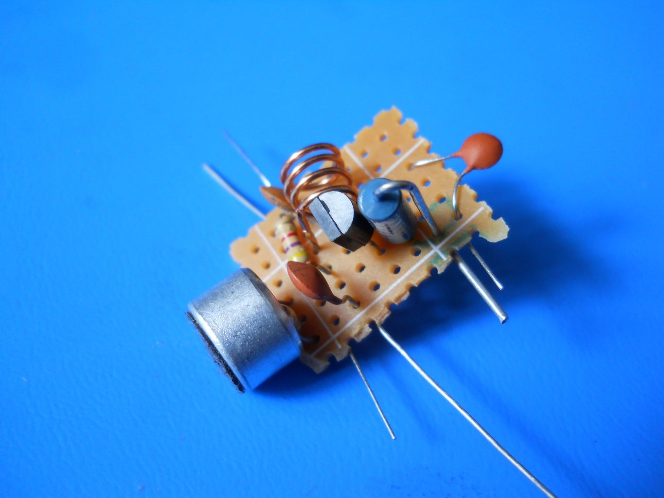 Heat Up Your Soldering Iron
