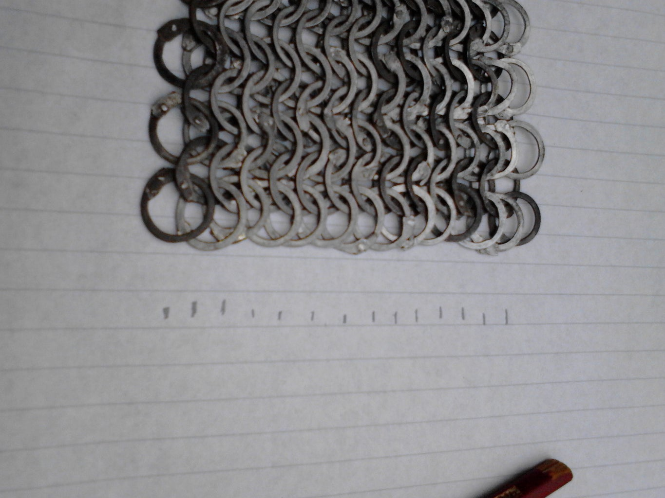 Making the Chainmail
