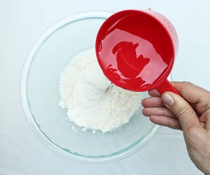 Paper Mache With Flour