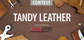 Tandy Leather Contest 2016