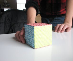 Jackson Cube (EASY! Beginner Unit Origami)