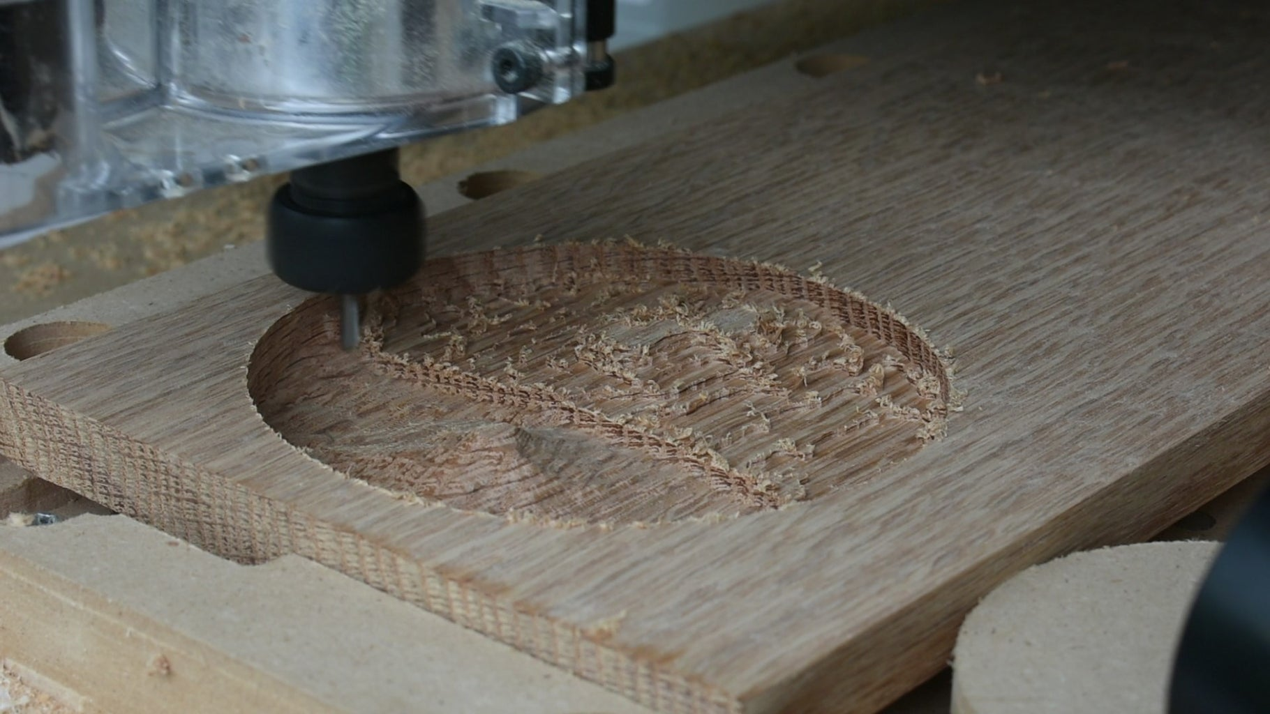 CNC Carving and Laser Engraving