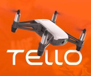 Erguro's Tello Mini Drone Lipo Battery Caddy