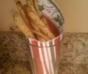 Delicious Garlic Fries!