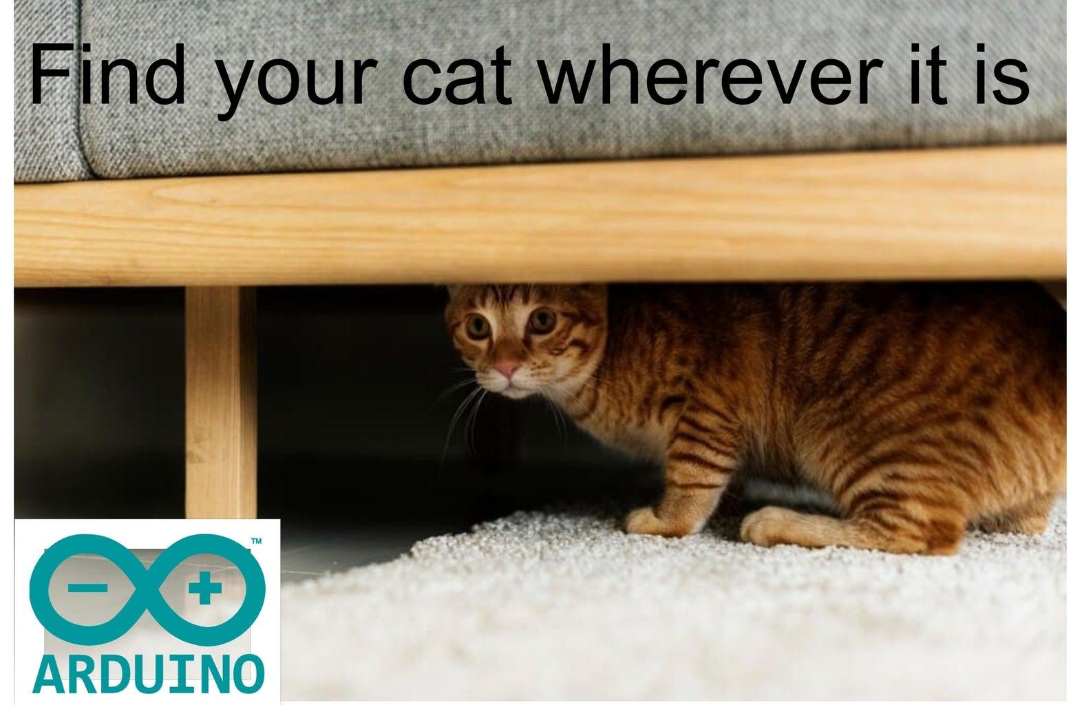Kitty Finder
