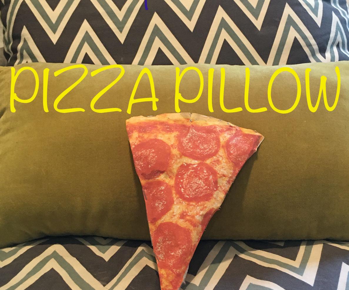 Pizza Pillow /decoration