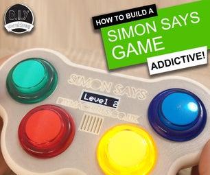 Simon Says Game - 3D Printable | Arduino Nano |  DIY Project