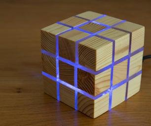 Mini Light Cube