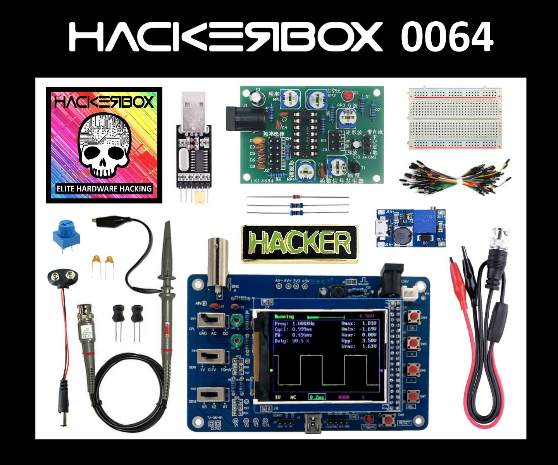 HackerBox 0064: Scope