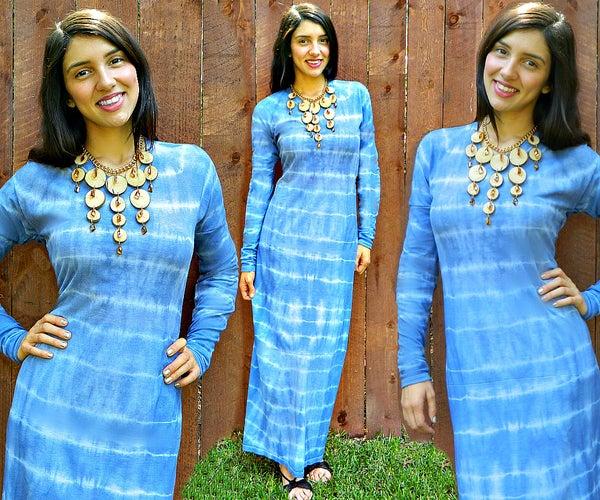Full Length T-shirt Dress (from 4 Tees)