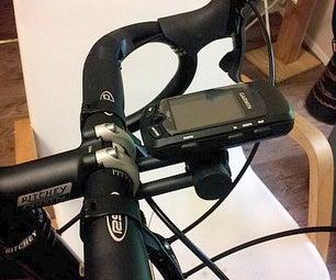 Garmin Bicycle GPS (705/805) Mount (to Stem Faceplate)
