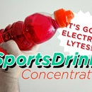 Sports Drink Copycat Concentrate