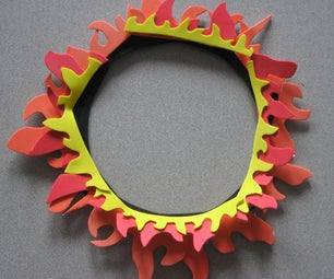 Ring of Fire (For Circus Lion)