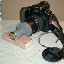 """How to Adapt a Door Viewer """"Fish-eye Lens"""" on to a Full-size Camera"""