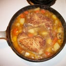 Braised Chicken One Pot Meal