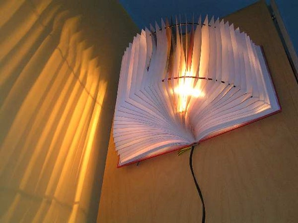 Recycle Lamp-shade